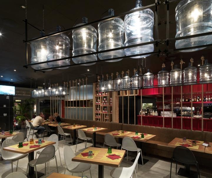 » Pizzikotto Restaurant By Andrea Langhi, Reggio Emilia