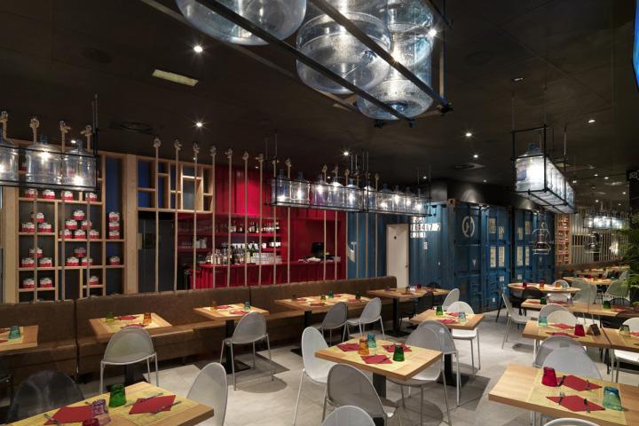 187 Pizzikotto Restaurant By Andrea Langhi Reggio Emilia