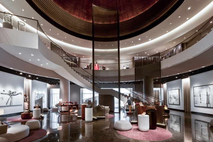 Qatar Luxury Group Awarded UXUS The Mission To Develop A Groundbreaking Retail Experience For Its Global Brand Qela Collection Will