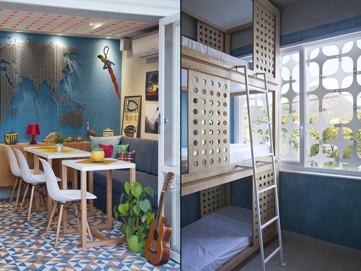 Hostel retail design blog for Hostel design