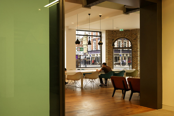 187 Red Bull Head Office By Moreysmith London Uk