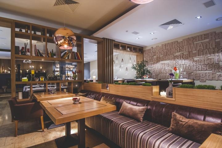 187 Ristorante Fratelli Restaurant By Dekart Studio Odessa