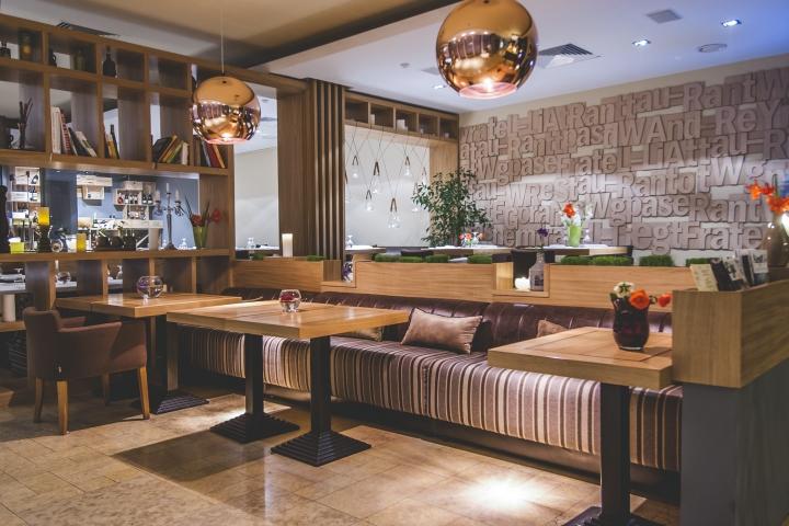 Ristorante fratelli restaurant by dekart studio odessa for Design hotel odessa