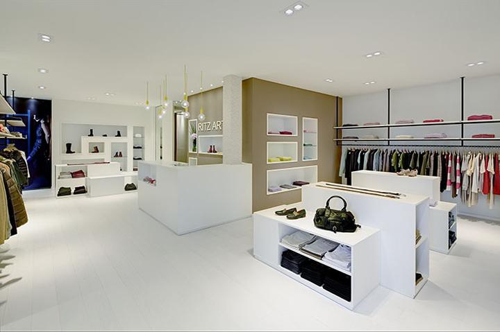 Ritz Art Fashion Store By Heikaus Biberach Germany Retail Design Blog