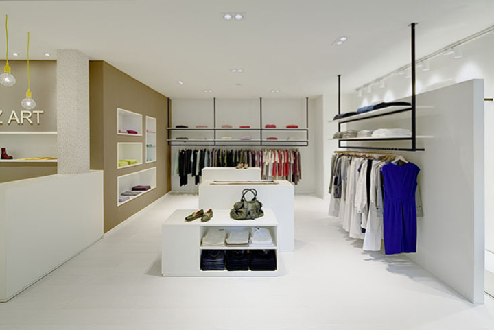 The goods presented on the wall seem to float as compared to the  furnishings in the. The Room Store com   deathrowbook com