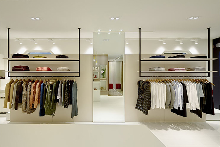 Ritz Art Fashion Store By Heikaus Biberach Germany Retail Design Blog