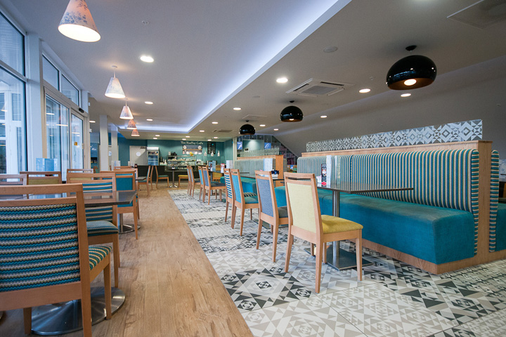 Roof Top Caf By Jamieson Smith Whitehaven UK Retail
