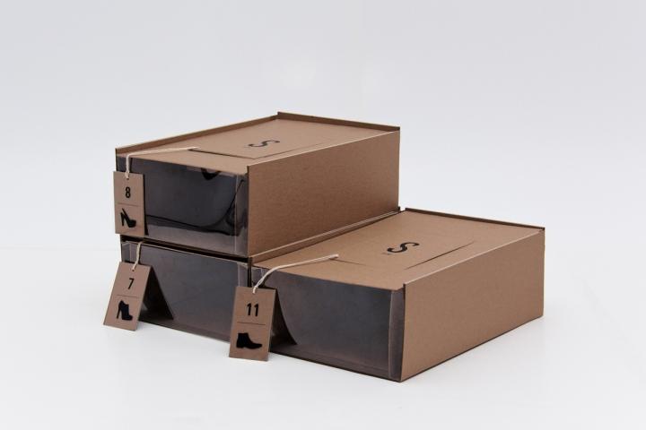 187 Skins Shoe Packaging By Jiani Lu