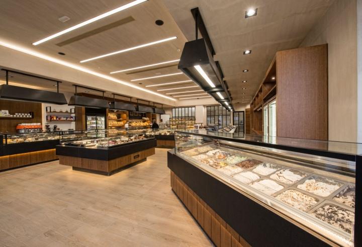 » Savoidakis bakery – patisserie – café by Manousos Leontarakis & Associates, Greece