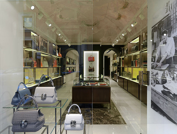 187 Serapian Milano Boutique By Laboratorio 83 Rome Italy