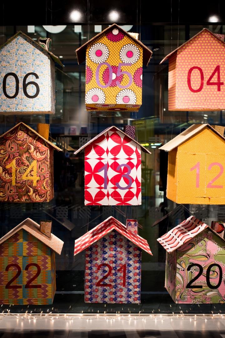 Southbank Centre Advent Calendar By Ffion Harman London