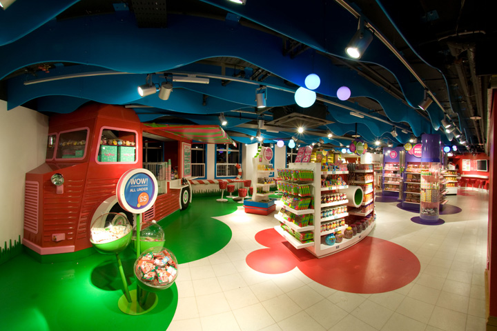 Toy Stores Retail Hamleys Flagship Store By Chute: interior design stores london