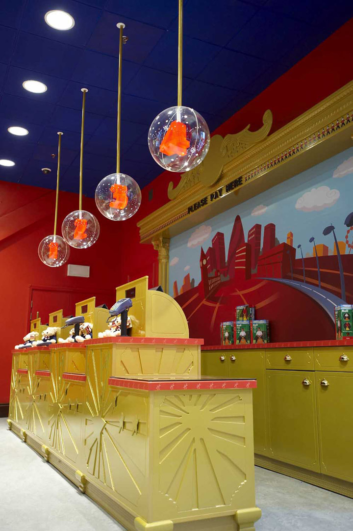 Toy Stores Retail Hamleys Flagship Store By Chute Gerdeman London