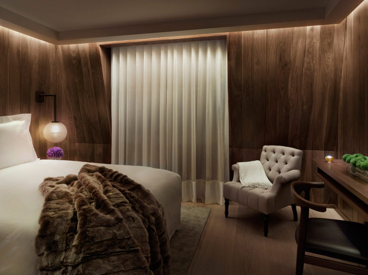 Rooms: » The London Edition Hotel, London