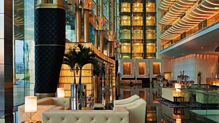 The meydan hotel dubai united arab emirates retail for Boutique design hotel dubai