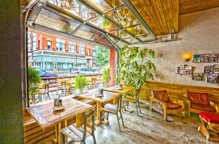 Townhall Restaurant Bar And Urban Cafe By Anise E