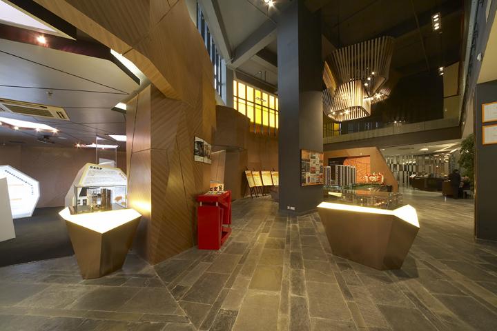 187 Vanke Kingmetropolis Sales Office By Studio Arrt