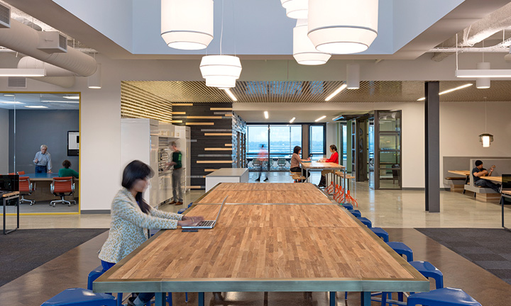 Zazzle Office By OA Redwood City California Retail