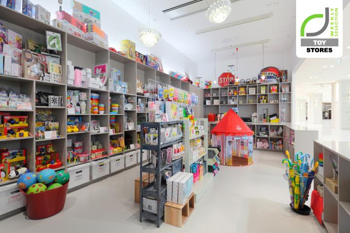 Toy Stores Kuhn Toy Store By Ninkipen Osaka Japan