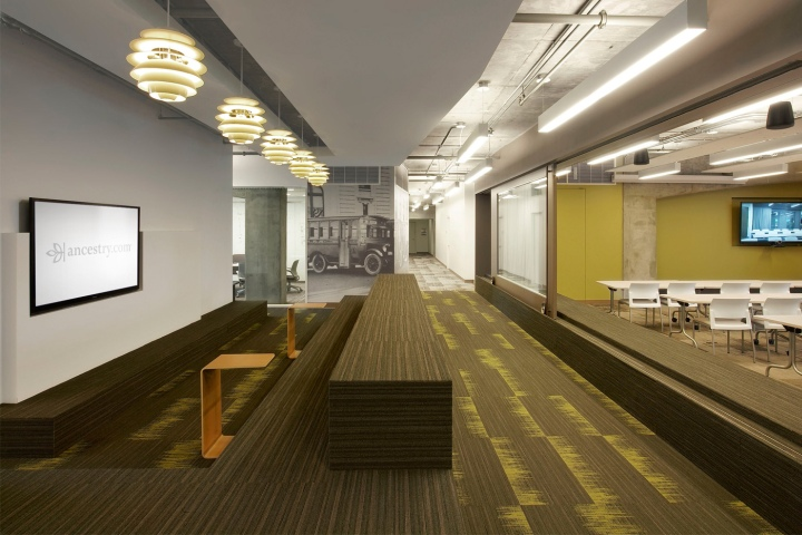 187 Ancestry Com Office By Rapt Studio San Francsico