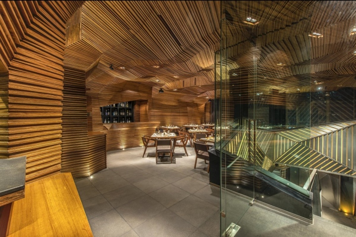 auriga nightclub by sanjay puri architects mumbai india
