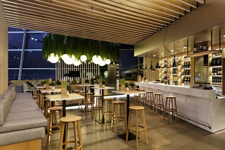 Bavarie restaurant munich germany for Interior design munich
