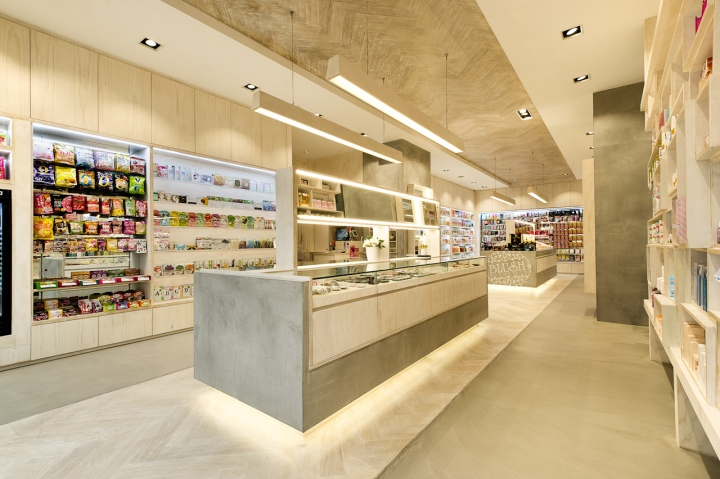 187 Blush Cosmetics Flagship Store By Mima Design Sydney
