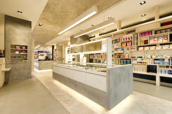 Blush Cosmetics Flagship Store By Mima Design Sydney