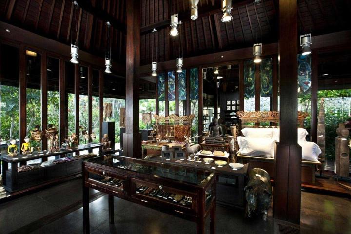 Bulgari Resort Bali Retail Design Blog