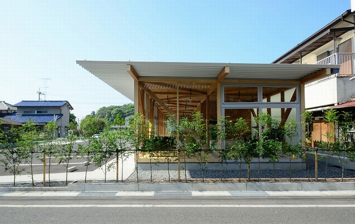 Cafeteria by Niji Architects Ushimado Japan 14 Cafeteria in Ushimado by Niji Architects, Okayama   Japan