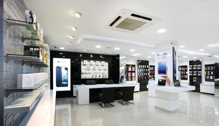 187 Channel 9 By Four Dimensions Retail Design Bangalore