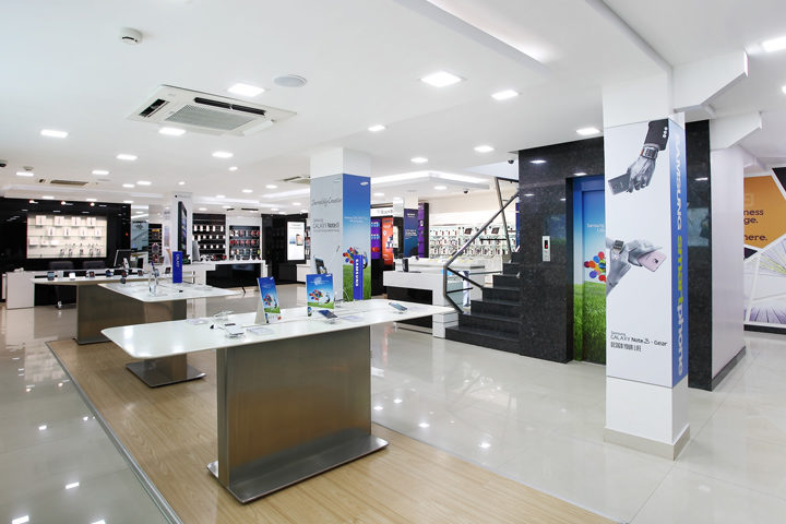 Channel 9 By Four Dimensions Retail Design Bangalore India