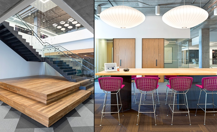 Cisco meraki offices by o a san francisco california for Interior design office programming questionnaire