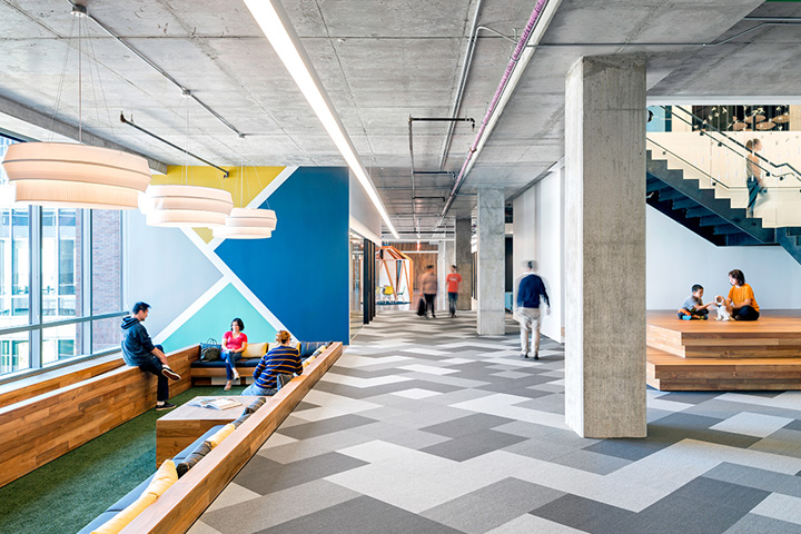 Cisco meraki offices by o a san francisco california for Design companies in san francisco