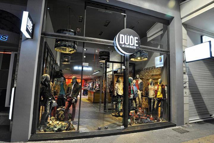 DUDE jeans store by Moras Antonios & Karkatselas Nikos, Larissa ...