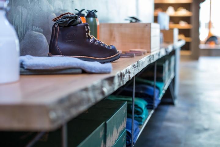 Danner Lifestyle Concept Store Portland Oregon 187 Retail