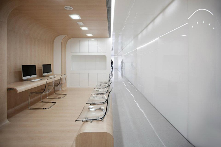Dental Office By Estudio Arquitectura Hago M 225 Laga Spain