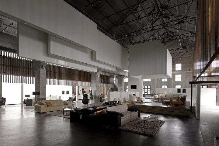 Showroom Design Shanghai.Domicil Showroom By Design Apartment Shanghai China