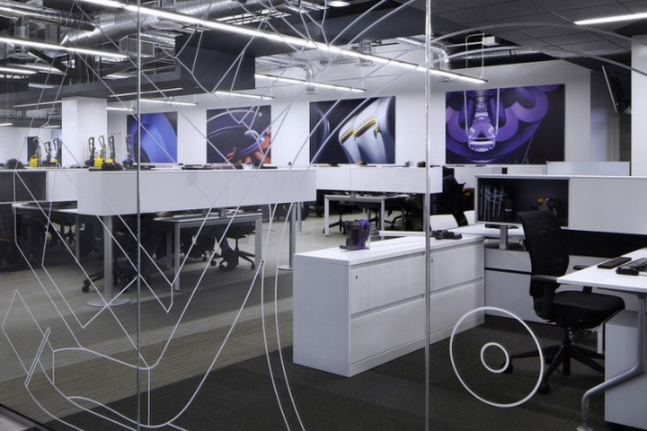 Dyson Customer Support Center By Ia Interior Architects Aurora