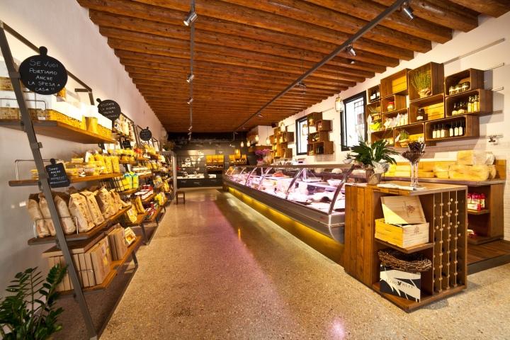 el bocon del prete food store by filippo remonato