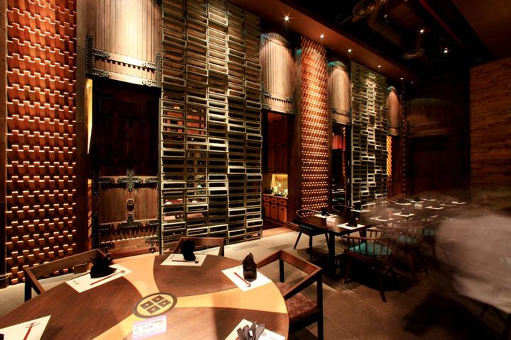 Enmaru japanese fine dining restaurant by metaphor for Aroi fine thai japanese cuisine