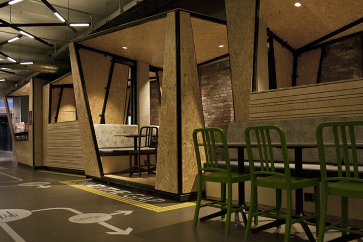 Hostel retail design blog for Designhotel london
