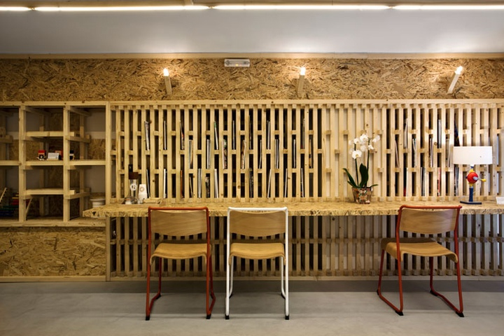 IT Cafe by Divercity Architects Athens Greece 03 IT café by Divercity Architects, Athens   Greece