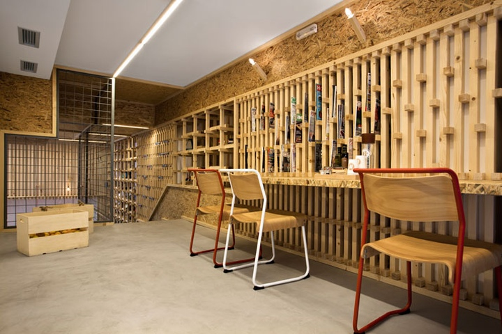 IT Cafe by Divercity Architects Athens Greece 04 IT café by Divercity Architects, Athens   Greece