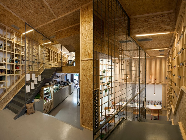 IT Cafe by Divercity Architects Athens Greece 05 IT café by Divercity Architects, Athens   Greece