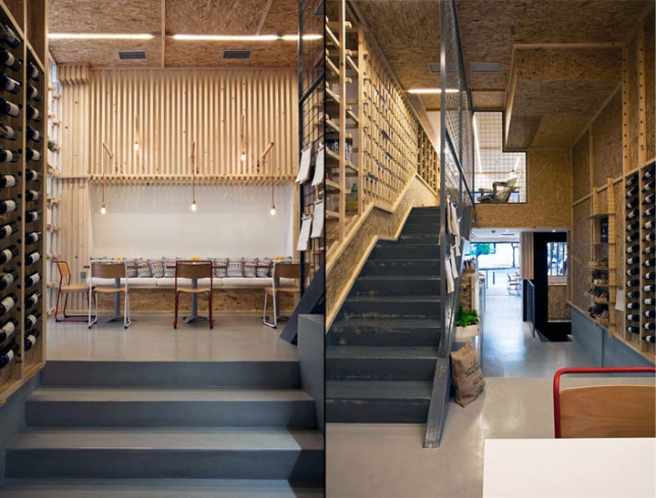 IT Cafe by Divercity Architects Athens Greece 08 IT café by Divercity Architects, Athens   Greece