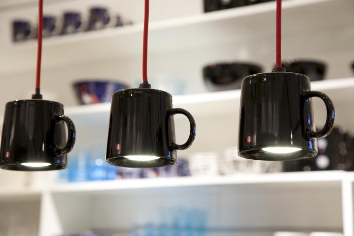 Iittala flagship store by Pentagon Design, Helsinki