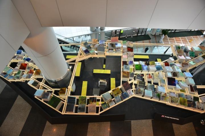 187 Interactive Design Lounge At Art Basel Hong Kong By