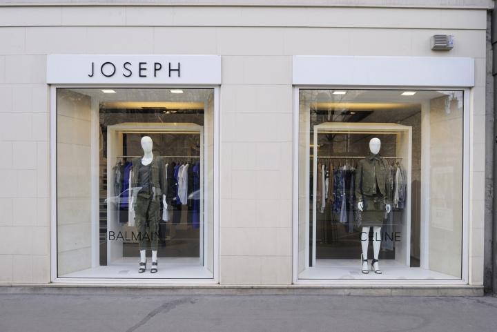 Joseph store at St Germain by Raëd Abillama Architects