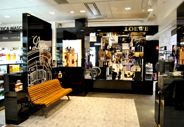 187 Loewe Pop Up Promotion At Sephora By Punto Consulting